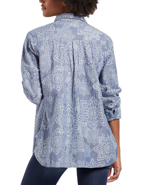 Life is Good Button Down Shirt~1411868439