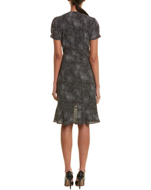 Donna Degnan Wrap Dress~1411992709