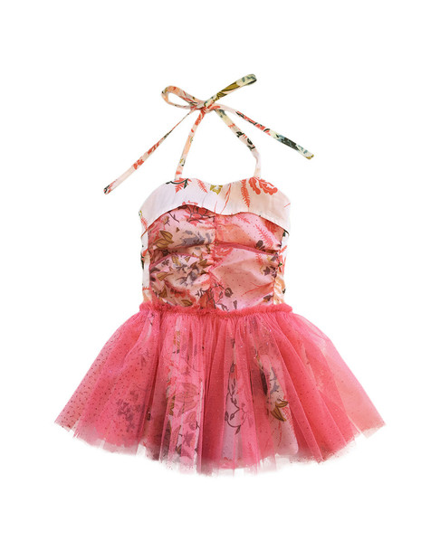 oh! Sweetheart Printed Glinda Dress~1511808964