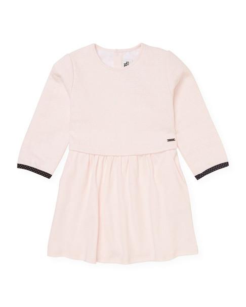 Karl Lagerfeld Dotted Dress & Headband~1511826852