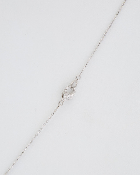 Judith Ripka Aspen Silver 25.50 ct. tw. Gemstone 34in Necklace~60301310110000