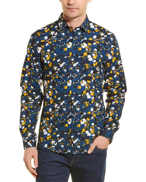 Selected Homme Slim Josh Woven Shirt~1010180351