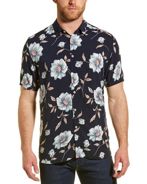 Barney Cools Holiday Woven Shirt~1010218895
