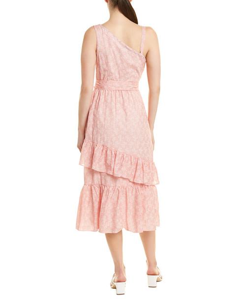 Violet Weekend Midi Dress~1050093988
