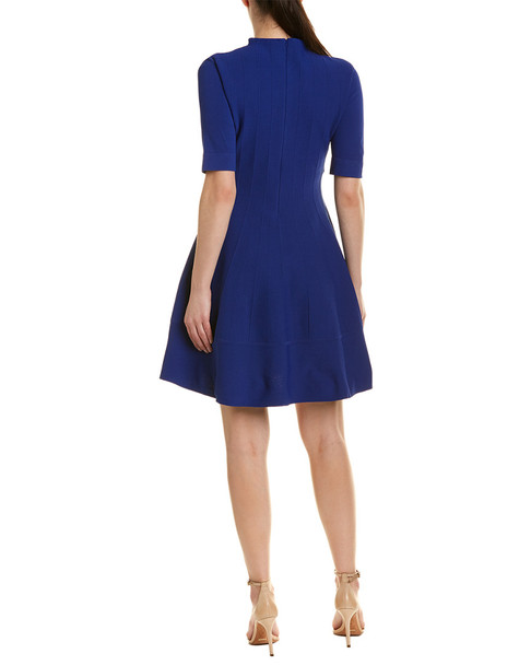 Lela Rose A-Line Dress~1050209392