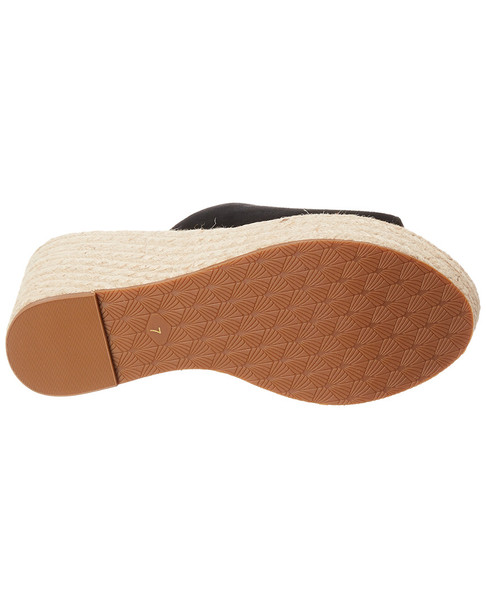 Seychelles Ride The Wave Suede Wedge Sandal~1311946845