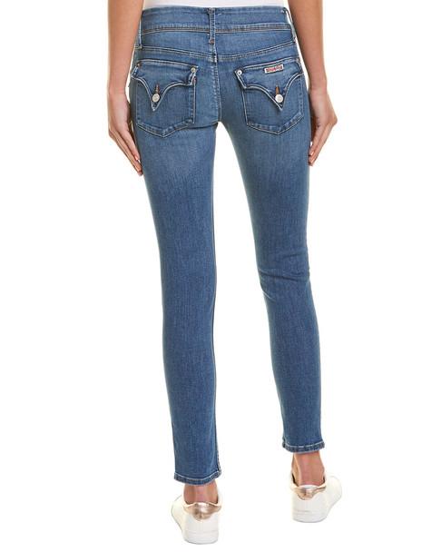 HUDSON Jeans Collin Delphinium Skinny Leg~1411227191