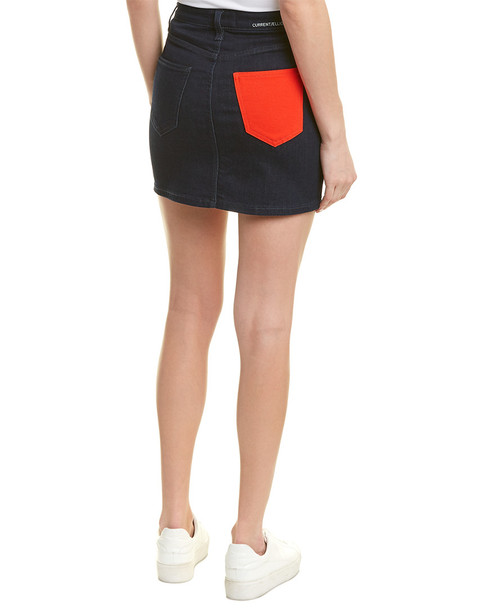 Current/Elliott The 5-Pocket Mini Skirt~1411227387