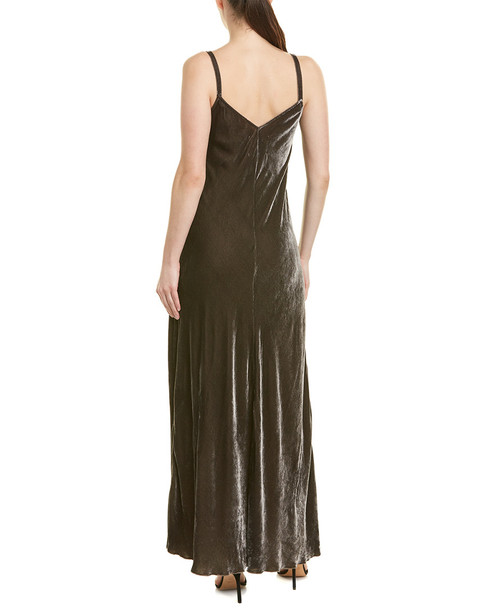 Johnny Was Silk-Blend Maxi Dress~1411486234