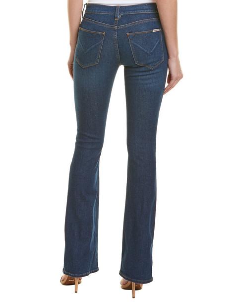 HUDSON Jeans Love Lake Blue Bootcut~1411729745