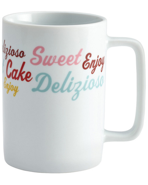 Cake Boss Set of 4 Icing and Quotes Serveware Mugs~30108161330000