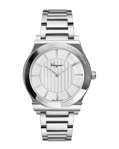 Salvatore Ferragamo Men's 1898 Slim Watch~60109619150000