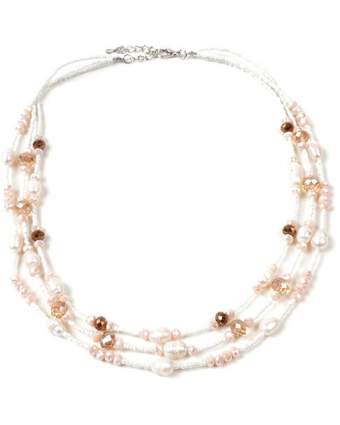 Amrita Singh Avery Pearl Necklace~60301260820000