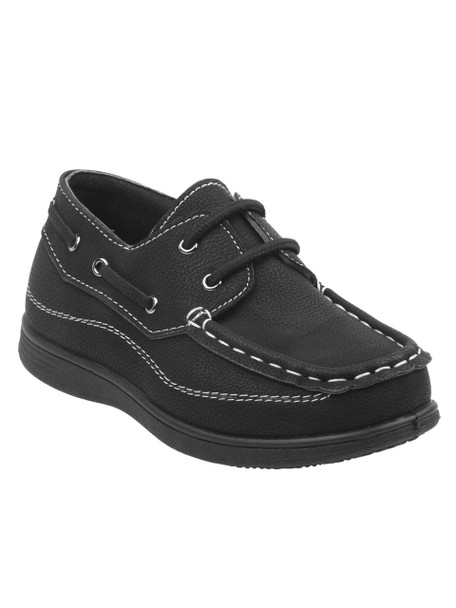 6-11 Boys' Casual Shoes~Black*O-80383C