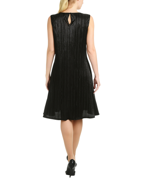 Sleeveless A Line Dress~Black Gatsby*XBDD0126
