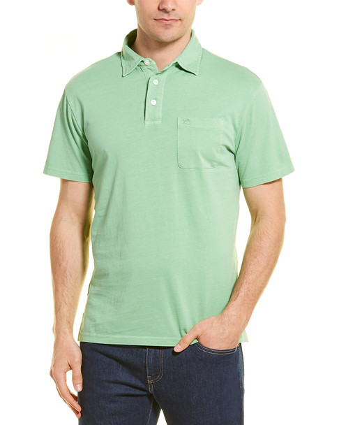 Southern Tide Island Road Jersey Polo~1010099153