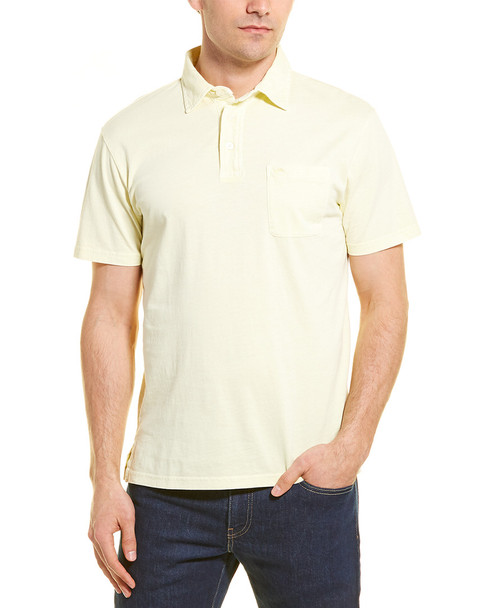 Southern Tide Island Road Jersey Polo~1010099154