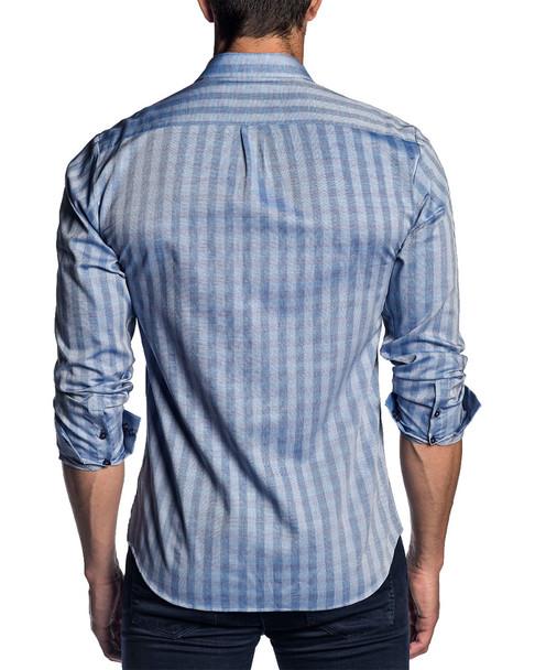 Jared Lang Trim Fit Woven Shirt~1010118468