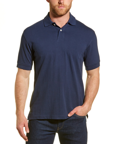 Bills Khakis Pique Polo Shirt~1010209782