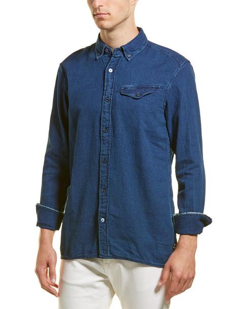Scotch & Soda Regular Fit Woven Shirt~1010237452