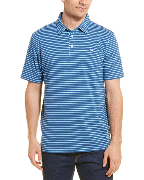 Southern Tide Striped Channel Marker Polo~1010712111
