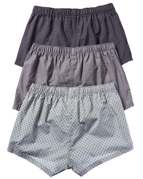 Kenneth Cole New York 3pk Woven Boxer~1010868180