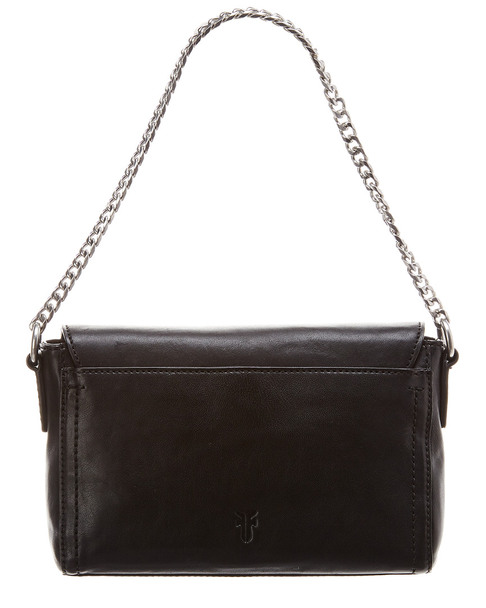 Frye Lena Chain Leather Shoulder Bag~11602265040000