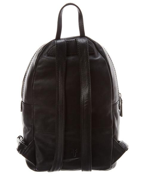 Frye Lena Leather Zip Backpack~11602265050000