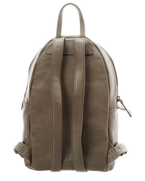 Frye Lena Leather Zip Backpack~11602265060000