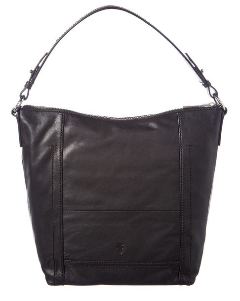 Frye Lena Leather Zip Hobo Bag~11602265090000
