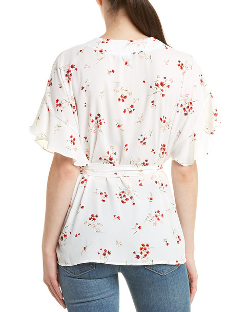 FORE Floral Top~1411244090