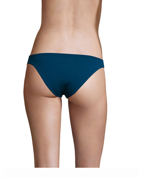 Basta Surf Jolla Reversible Bungee Stripe Tape Bikini Bottom~1411830031