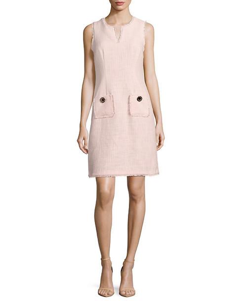 Tweed Shift Dress~1452928475