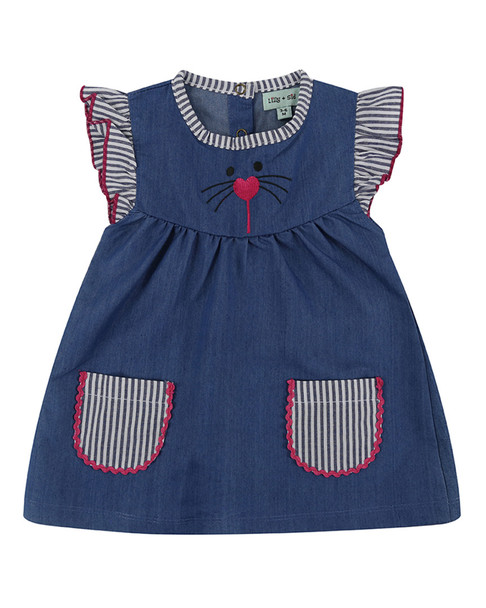 Lilly and Sid Character Baby Dress~1511080458