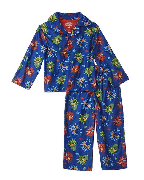 Character Sleepwear PJ Masks 2pc Pajama Set~1511134954