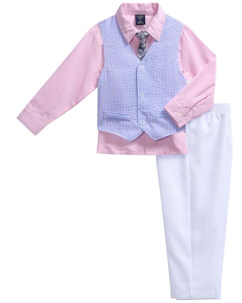 U.S. Polo Assn. 3pc Dress Wear Pant Set~1511189679