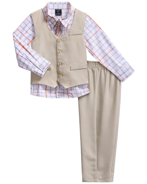 U.S. Polo Assn. 3pc Dress Wear Pant Set~1511189680