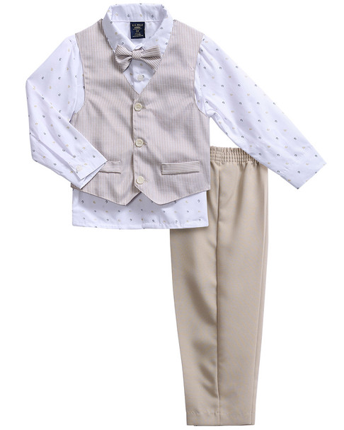 U.S. Polo Assn. 3pc Dress Wear Pant Set~1511189681