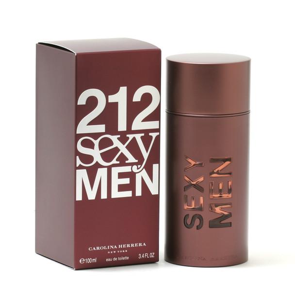 212 Sexy Men by Carolina Herrera - EDT Spray