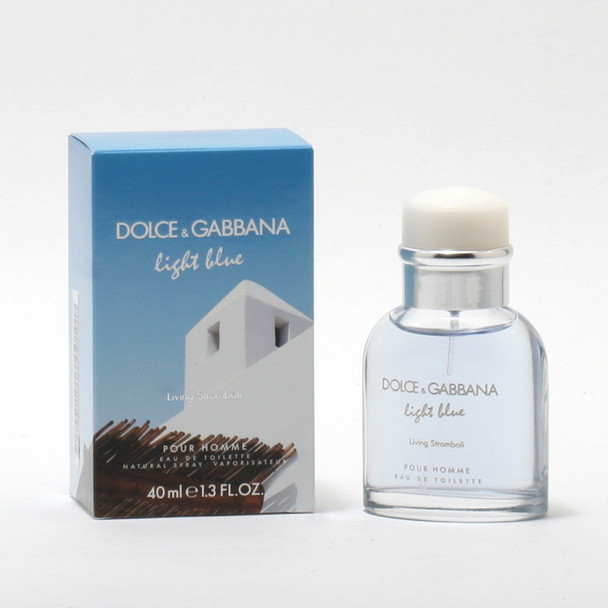 Dolce & Gabbana Light Blue Living Stromboli Pour Homme - EDT