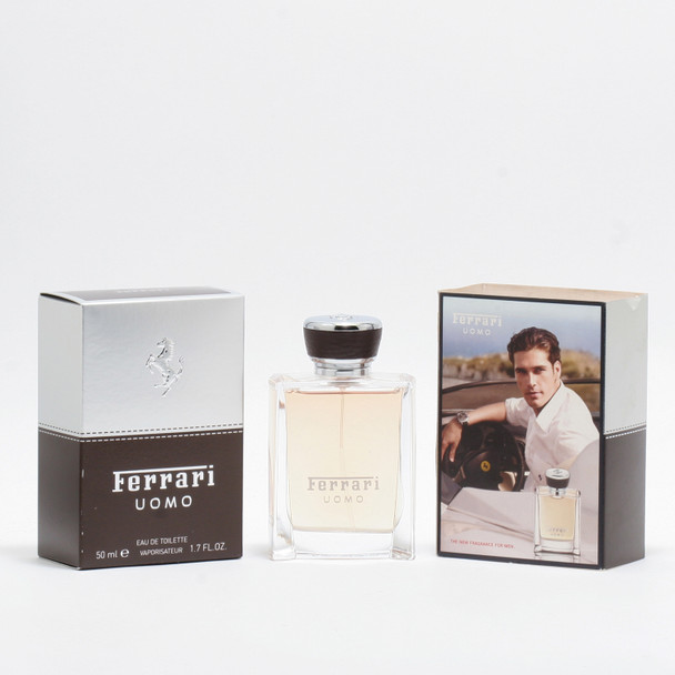 Ferrari Uomo for Men - EDT Spray