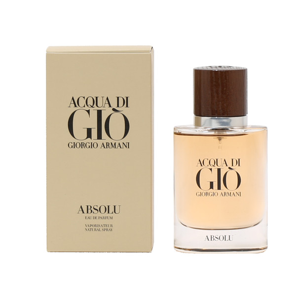 Acqua Di Gio Absolute for Men - EDP Spray