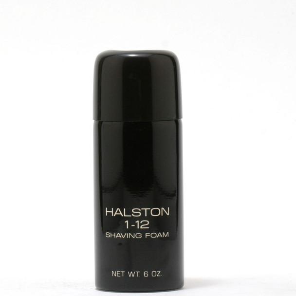 Halston 1-12 for Men by Halston Shaving Foam