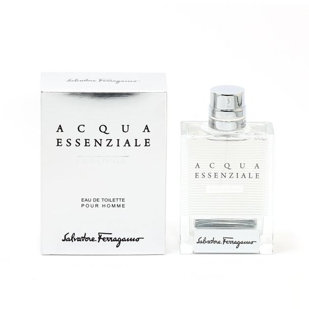 Acqua Essenziale Pour Homme by Salvatore Ferragamo EDT Spray