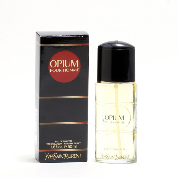 Opium Pour Homme by Yves Saint Laurent - EDT Spray