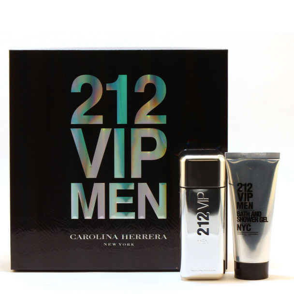 211 VIP Men's 2-Piece Set - 3.4 EDT Spray/3.4 oz. Shower Gel