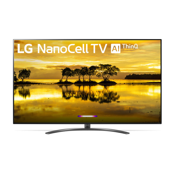 "LG Nano 9 Series 4K 75"" Class Smart UHD NanoCell TV with Al ThinQ~LGE-75SM9070PUA"