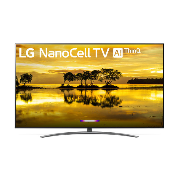 4K Smart LED NanoCell UHD TV with AI ThinQ~LGE-86SM9070PUA