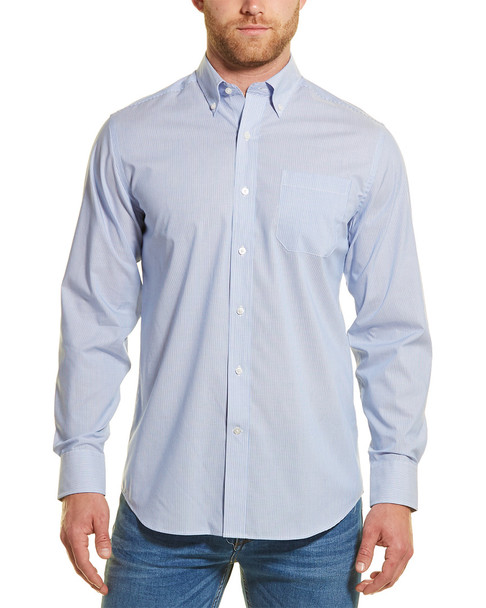 Southern Tide Classic Fit Woven Shirt~1010099119