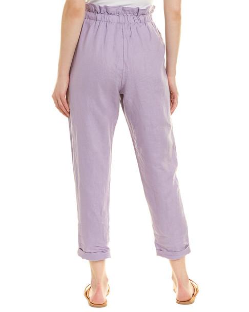 Donna Karan Linen Pant~1050897305